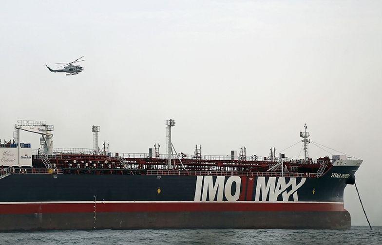 Iran się zlitował. Uwolni 7 osób z załogi brytyjskiego tankowca