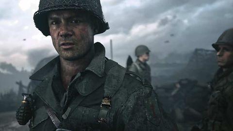 """""""Najpopularniejszy zwiastun w historii Call of Duty"""". No pewnie, że mowa o WWII"""