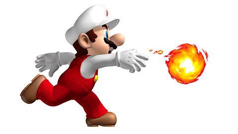 Galeria: New Super Mario Bros. Wii