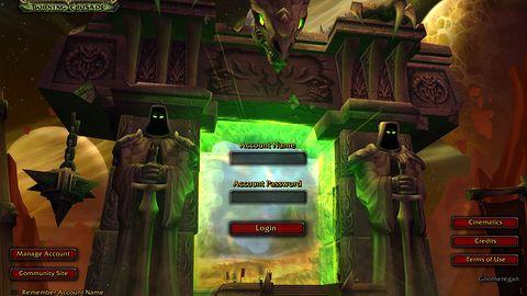 """Prywatny """"legacy server"""" World of Warcraft żył pięć godzin"""