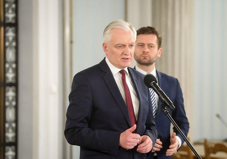 Wybory prezydenckie 2020. Ujawniono list Jarosława Gowina
