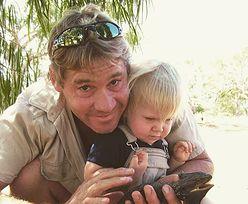 Steve Irwin byłby dumny z syna. Robert Irwin idzie w jego ślady