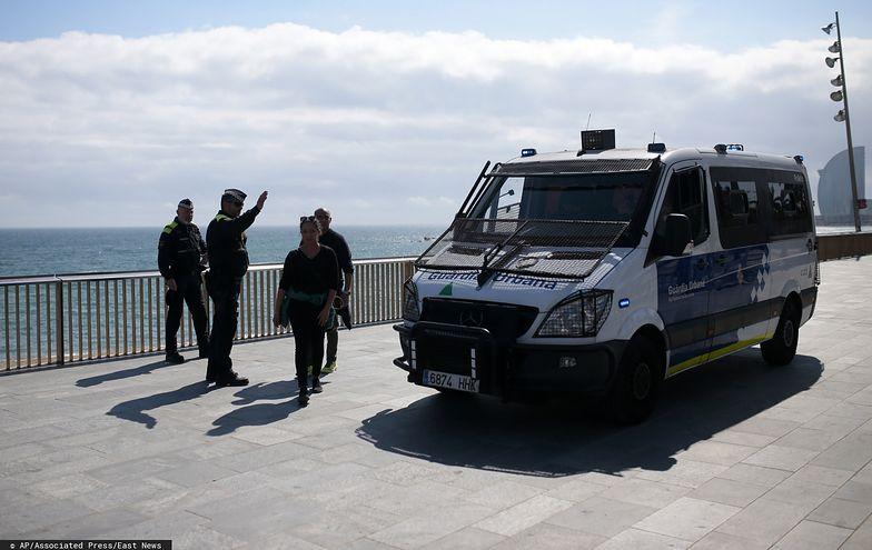 Koronawirus w Hiszpanii. Wzmożone działania policji, wysokie grzywny