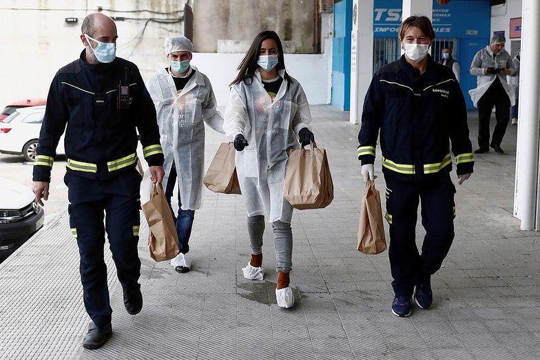 Koronawirus w Hiszpanii. Setki tysięcy wracają do pracy.
