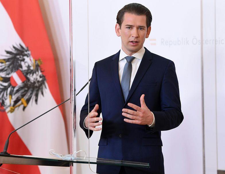 Koronawirus. Austria planuje otworzyć część sklepów 14 kwietnia.
