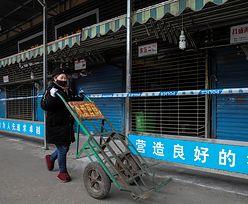 Chiny. Wuhan miastem duchów po wybuchu epidemii koronawirusa