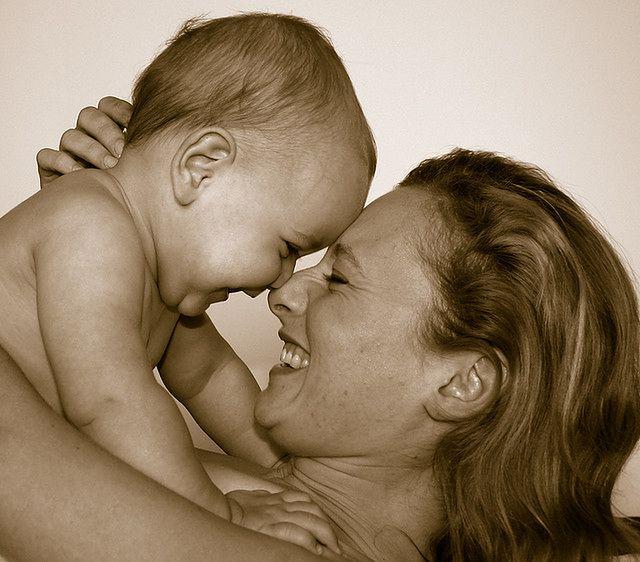 Relacja matki z dzieckiem