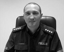 Mikołów. Komendant policji zginął w wypadku