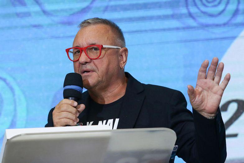 Jurek Owsiak skomentował zachowanie szefa PiS