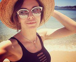 Wendzikowska w bikini na wakacjach. Tak spędza czas z córką