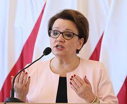 """Anna Zalewska: """"Nowa matura pokaże efekty reformy edukacji"""""""