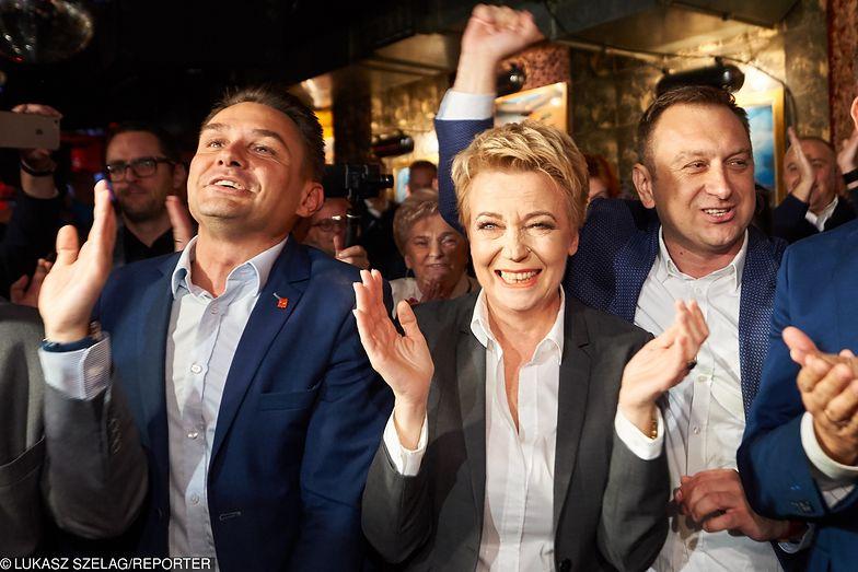 Hanna Zdanowska wygrała wybory w I turze