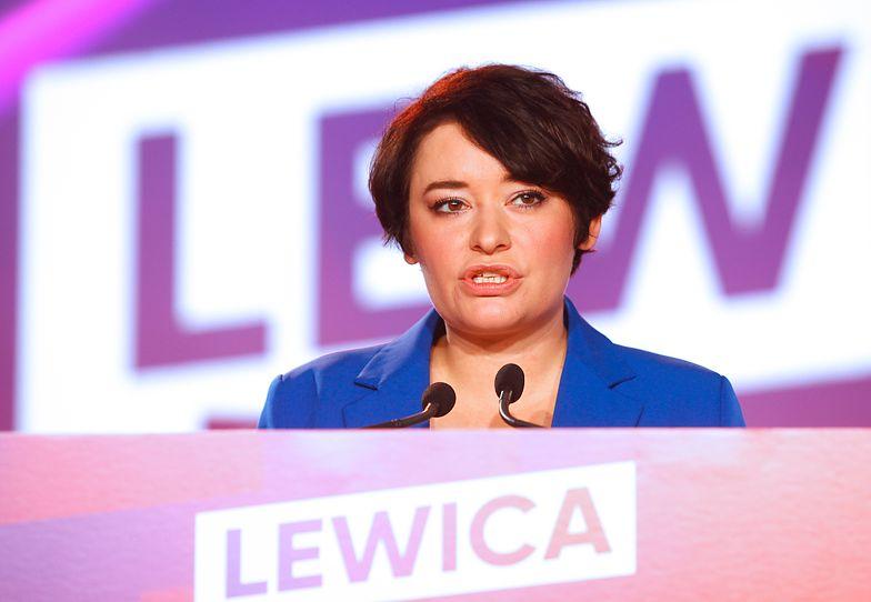 Anna Maria Żukowska, rzeczniczka prasowa SLD