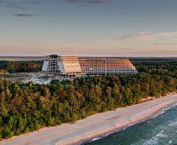 Największy hotel w Polsce już stoi. Pomieści ponad 3 tys. osób