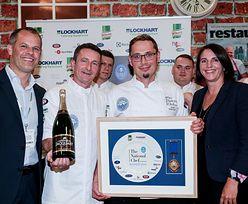 Kuba Winkowski zwycięża w prestiżowym brytyjskim konkursie kulinarnym