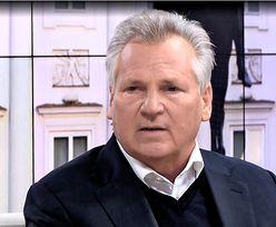 Aleksander Kwaśniewski: czuję się podsłuchiwany. Dzwoniąc do mnie proszę uważać