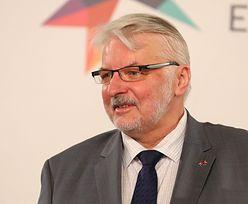 Waszczykowski odrzuca zaproszenie Timmermansa do Brukseli