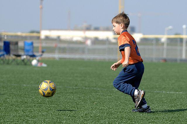 Przygotowanie dziecka do zajęć sportowych