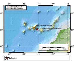"""Trzęsienie ziemi na Wyspach Kanaryjskich. """"Co za strach"""""""