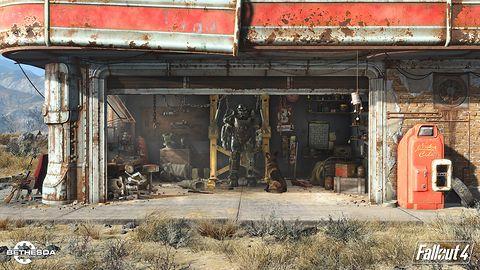 [Aktualizacja] Fallout 4 pojawi się na PC, PlayStation 4 i Xboksie One. Jest okładka i pierwszy screen!