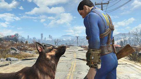 Najlepszy przyjaciel człowieka to pies. Ten w Falloucie 4 będzie nie do zdarcia