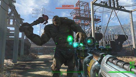 Fallout 4 - porcja nowych informacji z konferencji Microsoftu