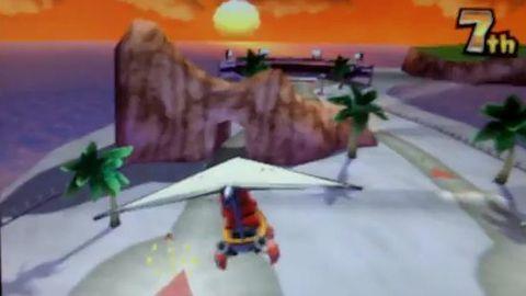 25-minutowa przejażdżka z nowym Mario Kart