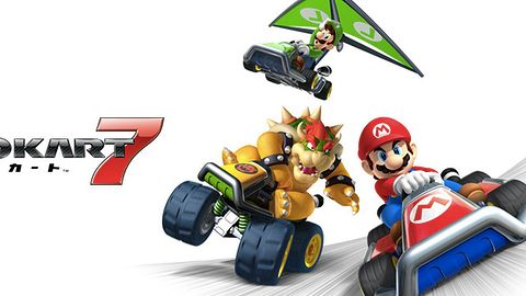 Japonia 2011: 3DS i Mario Kart 7 najchętniej kupowane