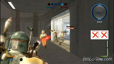 Star Wars Battlefront 3 - obejrzyj godzinę (!) ze skasowanej gry