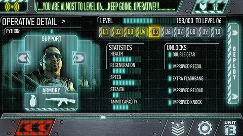 Szybka strzelanka Unit-13 - nowy tytuł na Vitę