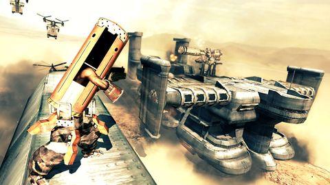 Lost Planet 2: nowy tryb gry pod koniec lipca