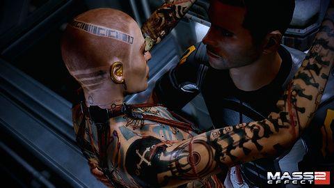 W kalejdoskopie: Mass Effect 2
