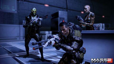 Plotka: Do końca roku Mass Effect 2 wyjdzie na PS3