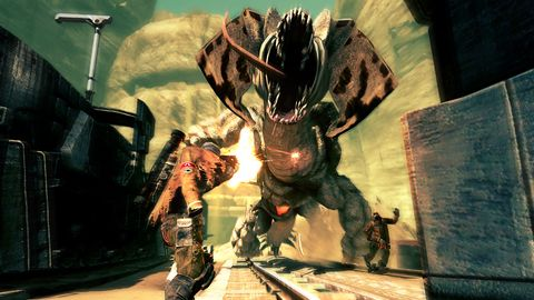 Gears of Lost Planet 2