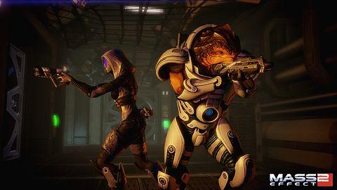 Kasumi, czyli pierwszy płatny dodatek do Mass Effect 2