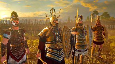 Total War Saga: Troy. Niby Grecja, ale stawianie budynków to istne Bizancjum