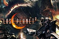 Marcus, Dom i Wesker w Lost Planet 2