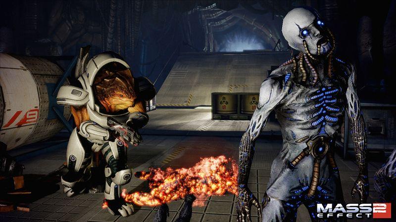 Mass Effect 2 na PS3 - kod źródłowy potwierdza?