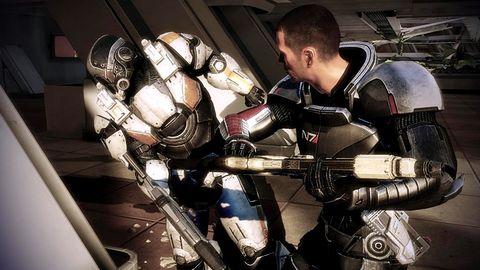 Mass Effect 3 to sukces. Także w Polsce
