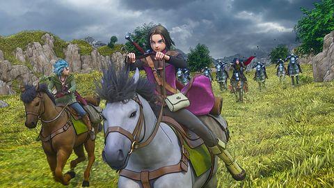 Anglojęzyczny Dragon Quest XI we wrześniu!