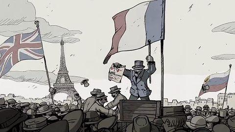 Valiant Hearts: The Great War opowie swoje historie w czerwcu