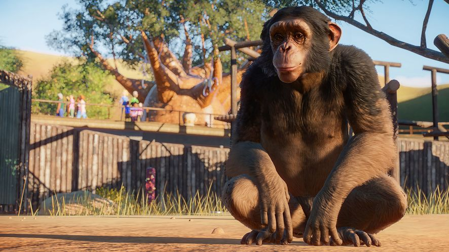 Ładne te zwierzaki w Planet Zoo