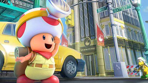 """""""Gotowi na przygodę"""" z Captain Toad: Treasure Tracker na Switchu?"""