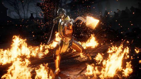 Mortal Kombat 11 – zaprezentowano Sindel