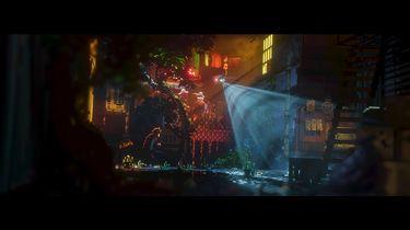 Najpiękniejsza gra E3? Cyberpunkowe The Last Night