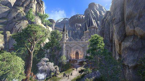 The Elder Scrolls Online: Summerset - zapowiedź. Walczyłem z elfami przeciwko Trumpowi