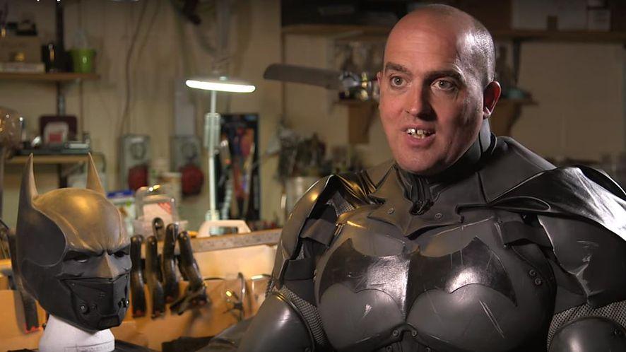 Jest cosplay i jest bijący rekord Guinnessa cosplay Batmana z Arkham Origins