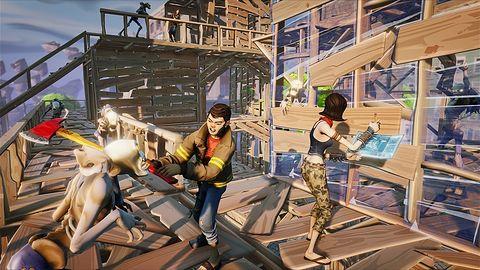 Fortnite będzie pierwszą grą korzystającą z Unreal Engine 4