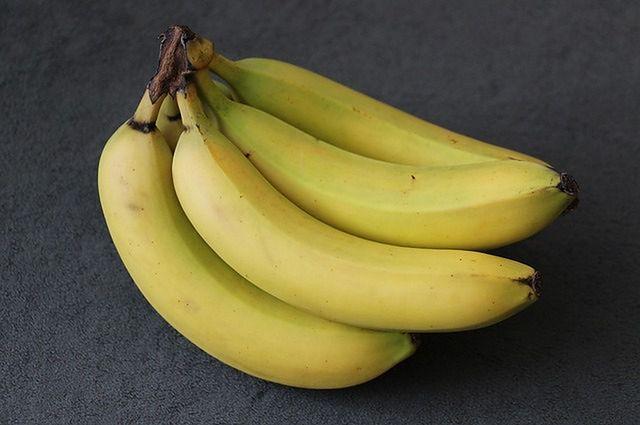 Mrożone banany