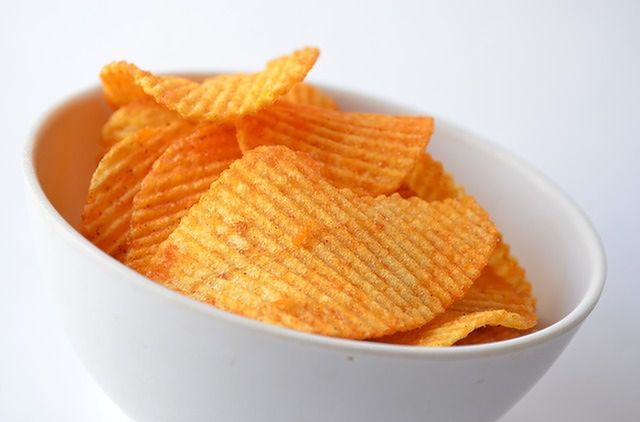 Chipsy i frytki